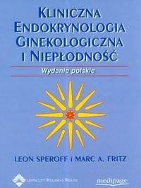 Okładka książki Kliniczna endokrynologia ginekologiczna i niepłodność