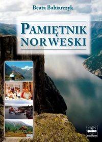 Okładka książki Pamiętnik norweski