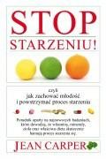 Okładka książki Stop starzeniu!