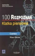 Okładka książki 100 rozpoznań - klatka piersiowa
