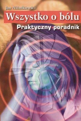Okładka książki Wszystko o bólu