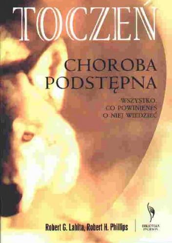 Okładka książki Toczeń Choroba podstępna - Lahita Robert