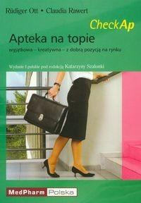 Okładka książki Apteka na topie