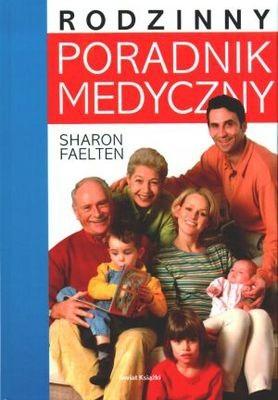 Okładka książki Rodzinny poradnik medyczny