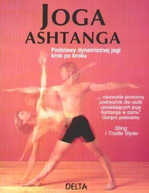Okładka książki Joga Ashtanga