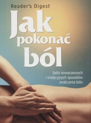 Okładka książki Jak pokonać ból