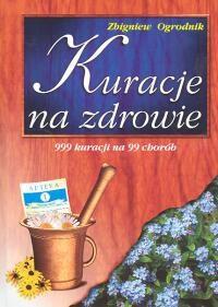 Okładka książki Kuracja na zdrowie