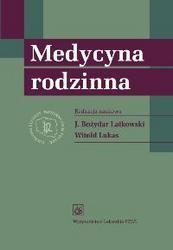 Okładka książki Medycyna rodzinna + CD