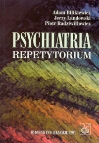 Okładka książki Psychiatria. Repetytorium