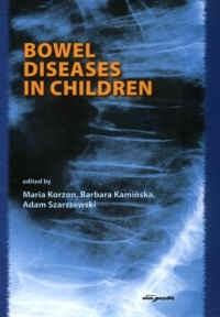 Okładka książki Bowel diseases in children