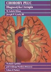 Okładka książki Choroby płuc : diagnostyka i terapia