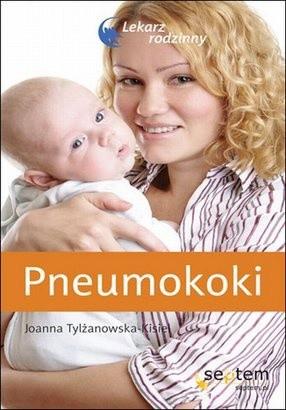 Okładka książki Pneumokoki