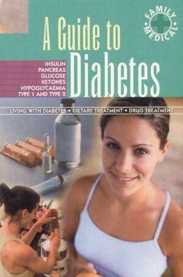 Okładka książki A Guide to Diabetes