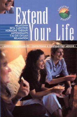 Okładka książki Extend Your Life
