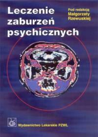 Okładka książki Leczenie zaburzeń psychicznych