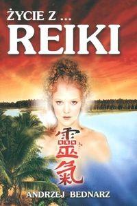 Okładka książki Życie z... Reiki