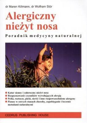 Okładka książki Alergiczny nieżyt nosa