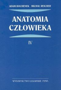 Okładka książki Anatomia człowieka Tom 4