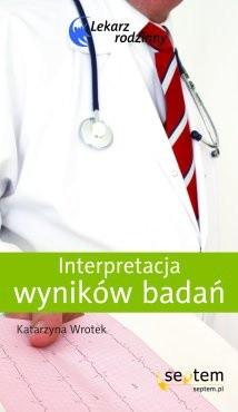 Okładka książki Interpretacja wyników badań