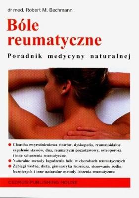 Okładka książki Bóle reumatyczne