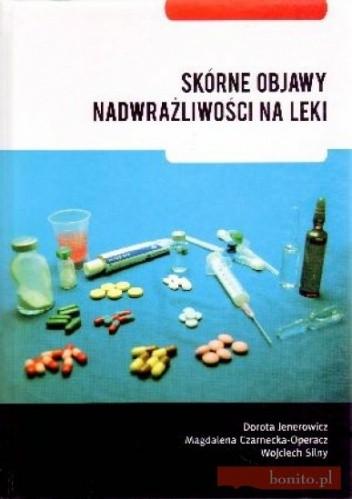 Okładka książki Skórne objawy nadwrażliwości na leki