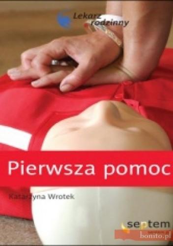 Okładka książki Pierwsza pomoc