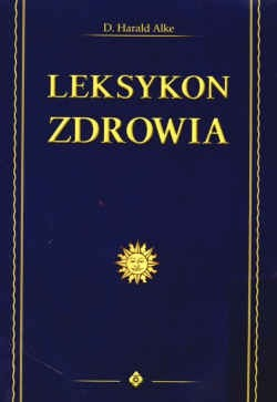 Okładka książki Leksykon zdrowia