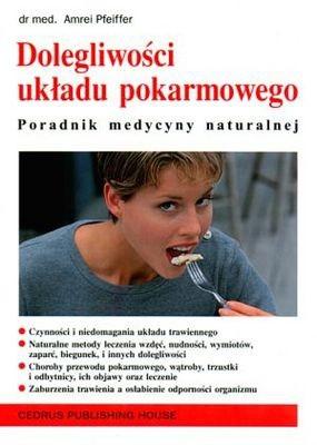 Okładka książki Dolegliwości układu pokarmowego