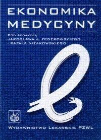 Okładka książki Ekonomika medycyny