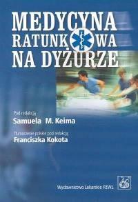 Okładka książki Medycyna ratunkowa na dyżurze