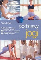 Okładka książki Podstawy jogi