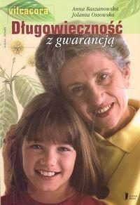 Okładka książki Długowieczność z gwarancją