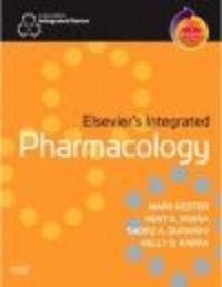 Okładka książki Elsevier's Integrated Pharmacology
