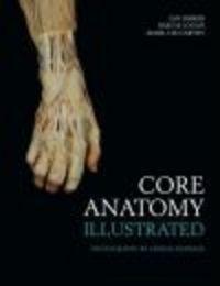 Okładka książki Core Anatomy