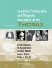 Okładka książki Computed Tomography & Magnetic Resonance of the Thorax