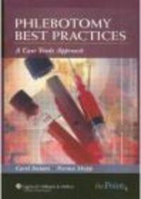Okładka książki Phlebotomy Best Practices