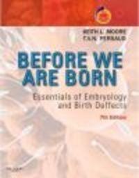 Okładka książki Before We Are Born  7e