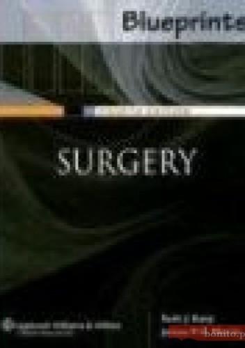 Okładka książki Blueprints Surgery 4e