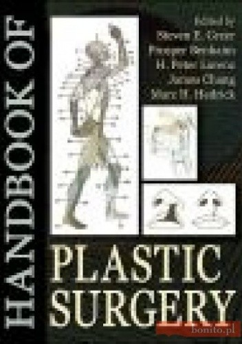 Okładka książki Handbook of Plastic Surgery