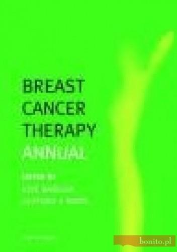 Okładka książki Breast Cancer Theraphy Annual