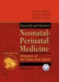 Okładka książki Fanaroff && Martin's Neonatal-Perinatal Medicine 2 vols