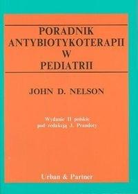 Okładka książki Poradnik antybiotykoterapii w pediatrii