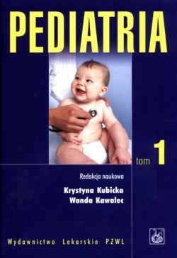 Okładka książki Pediatria. Tom I-II. Wydanie 3.