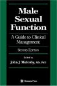 Okładka książki Male Sexual Function