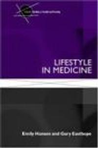 Okładka książki Lifestyle in Medicine