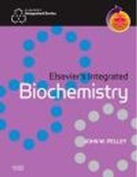 Okładka książki Elseviers Integrated Biochemistry