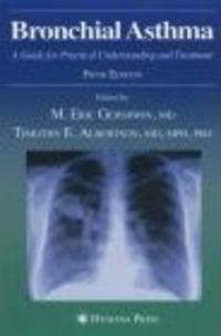 Okładka książki Bronchial Asthma