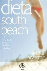 Okładka książki Dieta South Beach