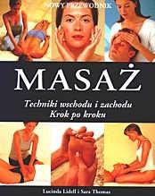 Okładka książki Nowy przewodnik. Masaż