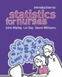 Okładka książki Introduction to Statistics for Nurses
